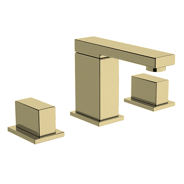 شیرآلات طلایی سه پایه