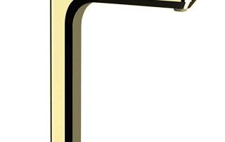 شیرآلات طلایی دنیل