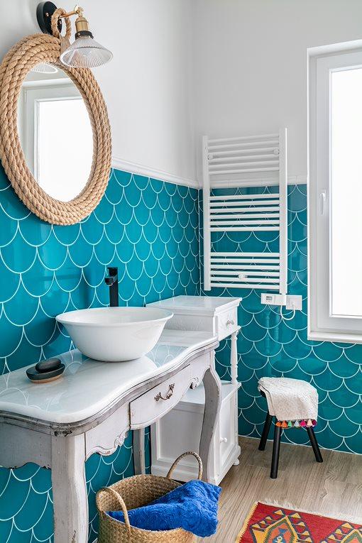 نمونه هایی از زیباترین و مدرن ترین سرویس بهداشتی لوکس و نحوه طراحی آن