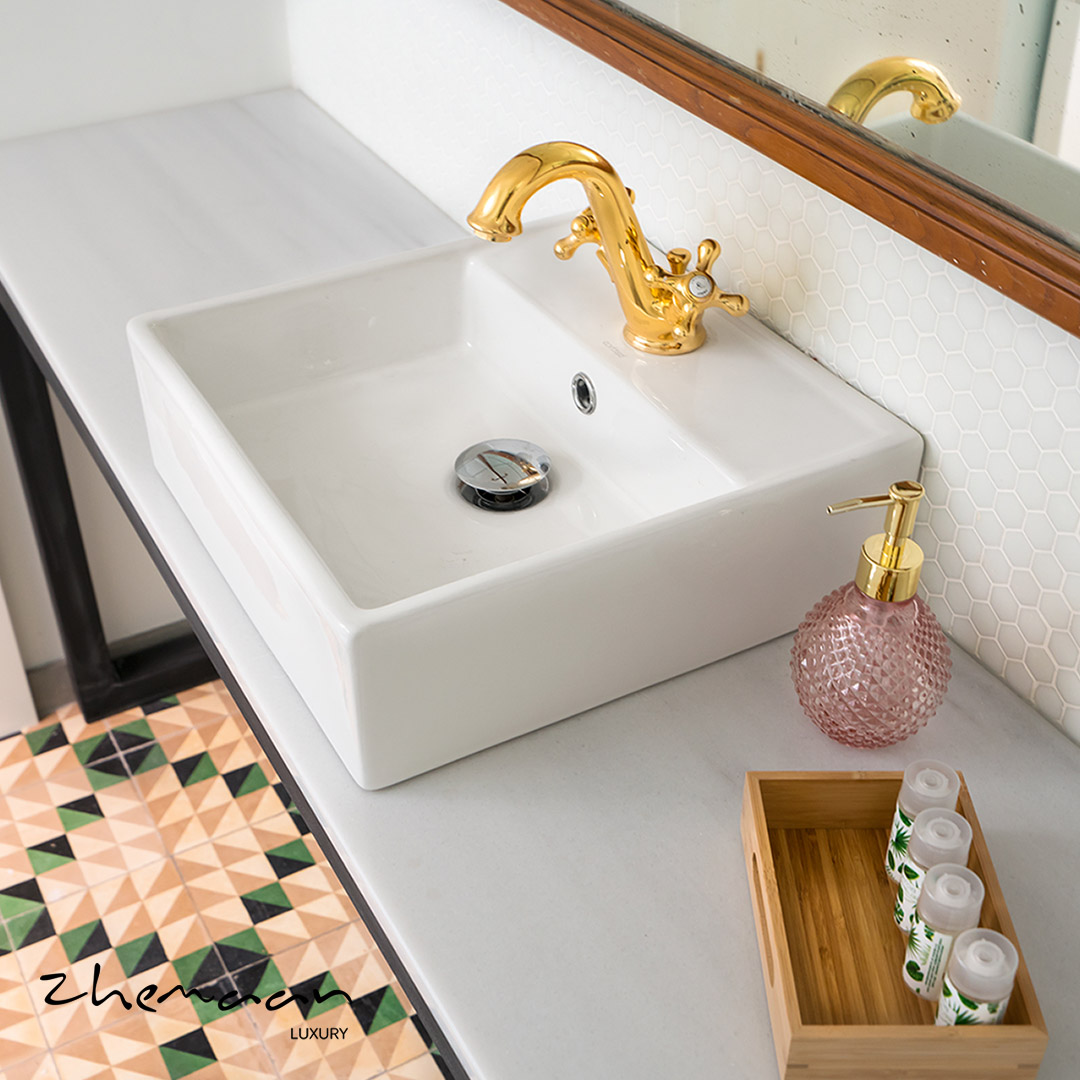 نمونه هایی از زیباترین و مدرن ترین سرویس بهداشتی لوکس و نحوه طراحی آن6