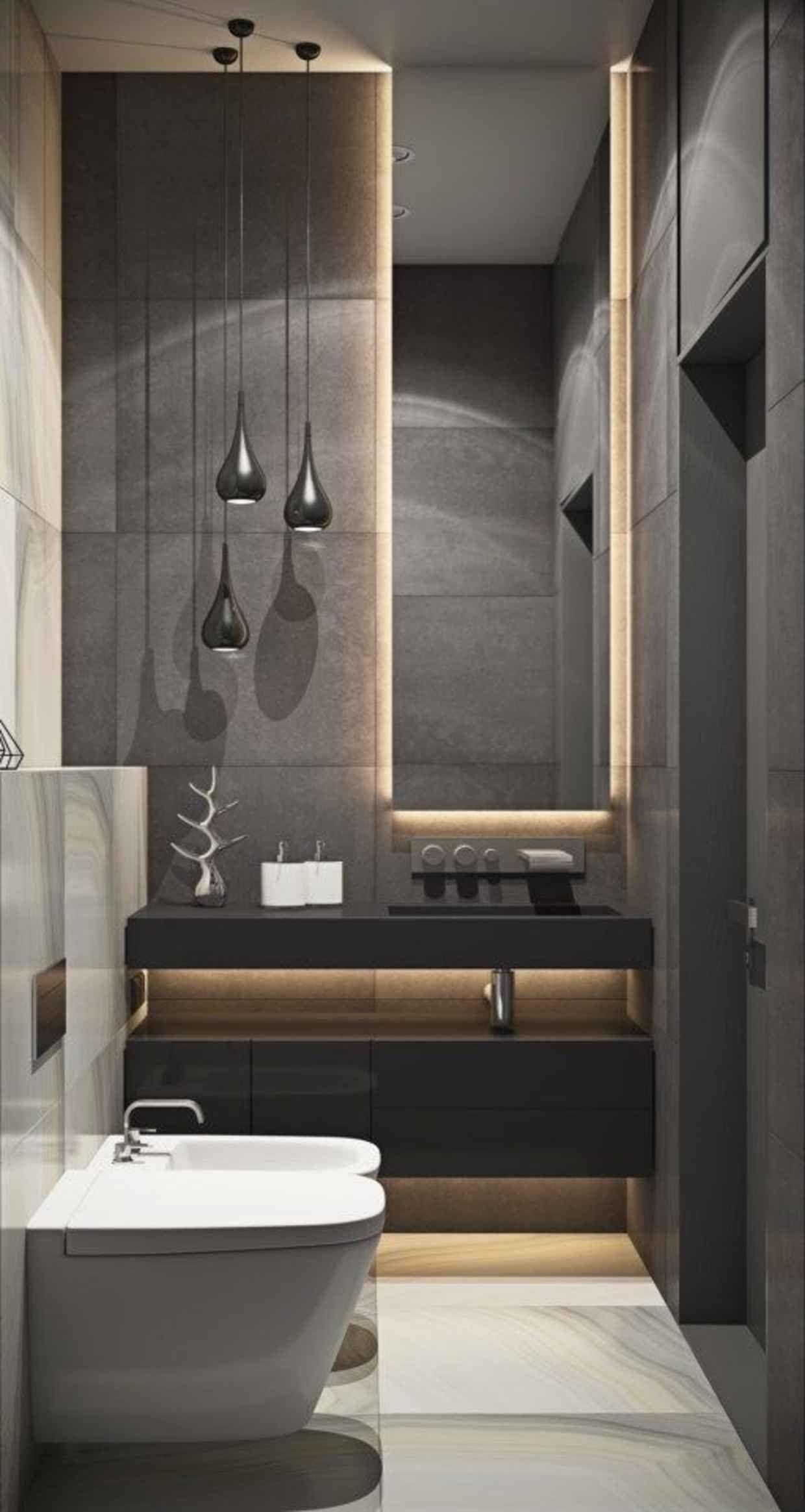 نمونه هایی از زیباترین و مدرن ترین سرویس بهداشتی لوکس و نحوه طراحی آن20