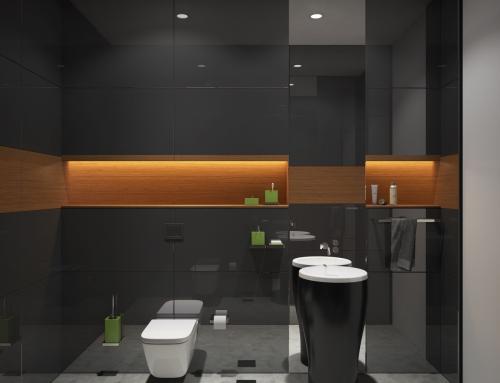 چگونه لوازم بهداشتی حمام که از جنس فایبرگلاس هستند را تمیز کنیم؟