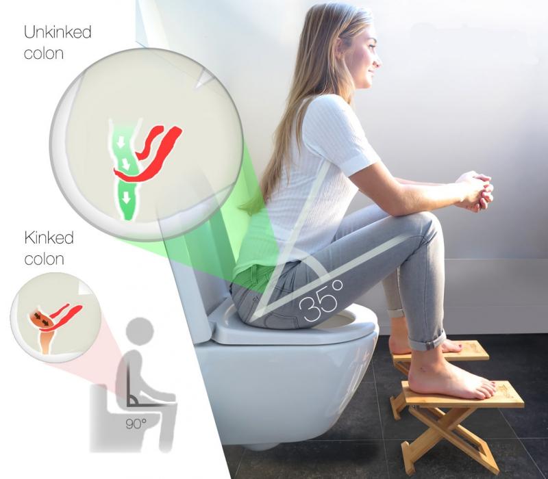 آیا تا به حال بر روی توالت فرنگی اشتباه می نشستیم!؟