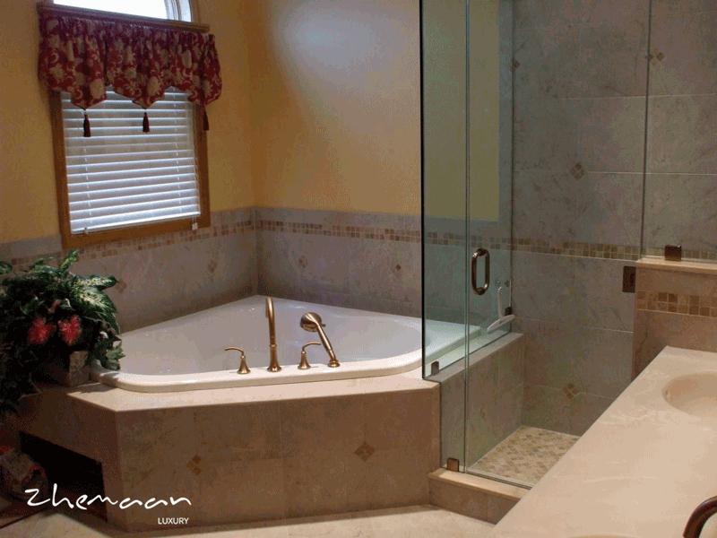 ترفندهای انتخاب وان برای حمام های کوچک