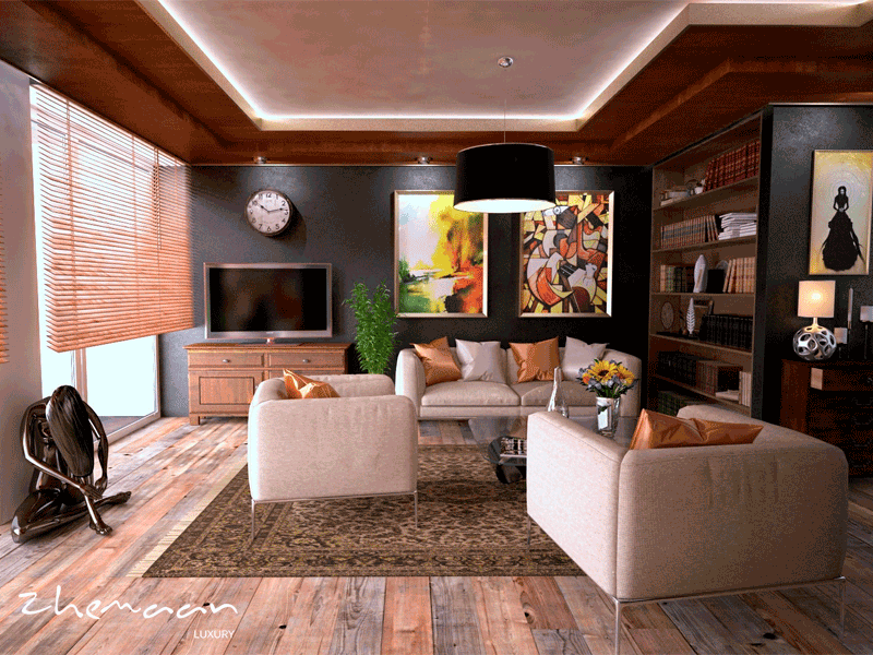 چند مرحله مهم فرآیند طراحی داخلی فضاهای مسکونی (مرحله شناخت)