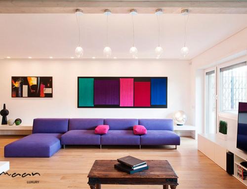 ۱۰ قدم آسان برای انجام یک طراحی داخلی عالی