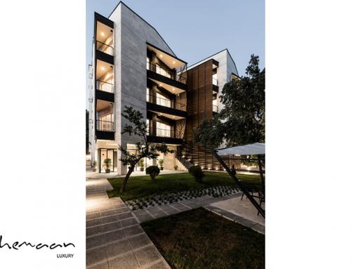 پروژه های معروف معماری معاصر ؛ ساختمان 111