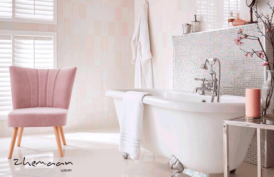 6 ایده فوق العاده برای انتخاب رنگ در طراحی حمام