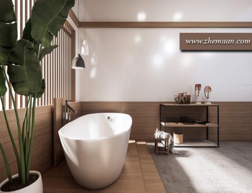 انواع وان حمام براساس متریال اولیه