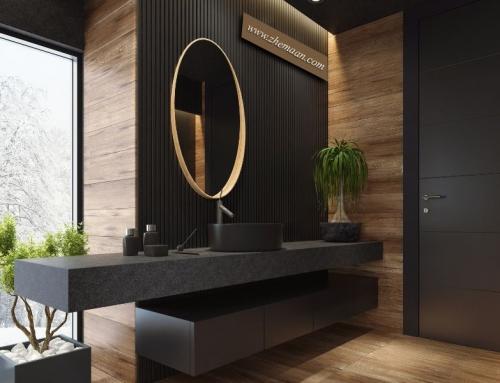 ترندهای دیزاین سرویس بهداشتی و حمام در سال ۲۰۲۱