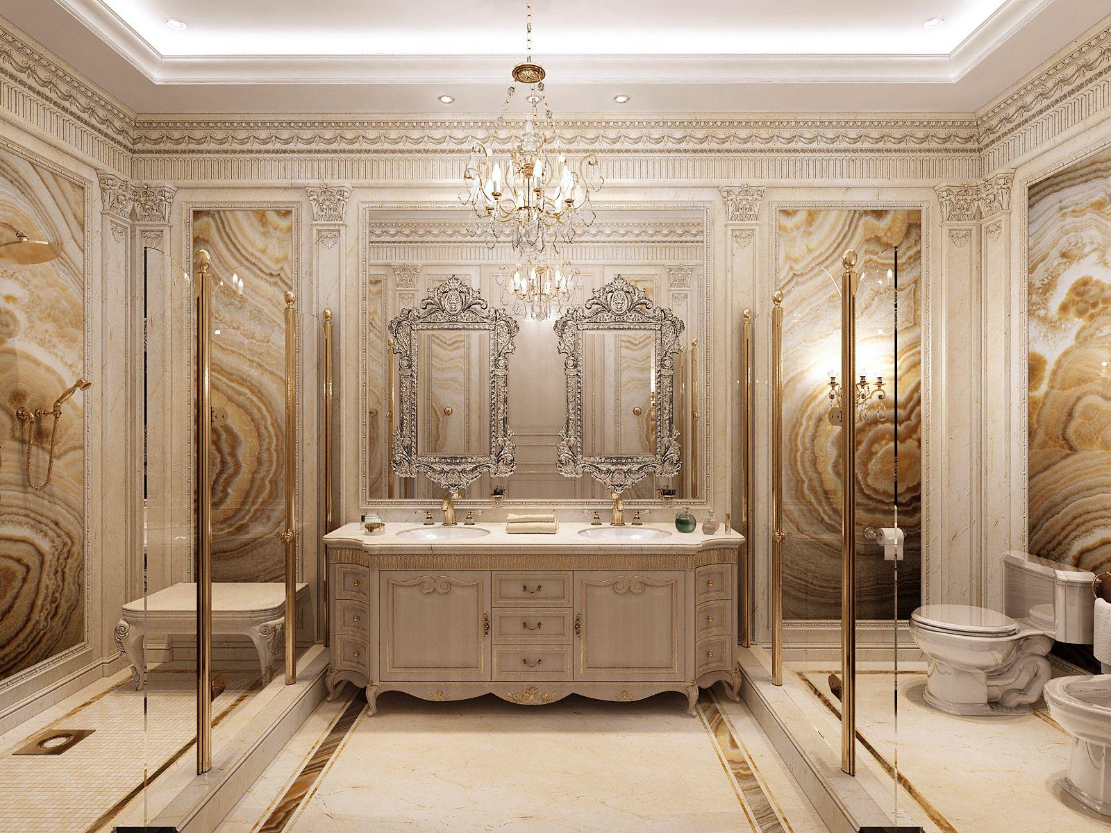 حمام به سبک باروک