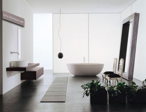چند اصل مهم برای داشتن حمام به سبک مینیمال