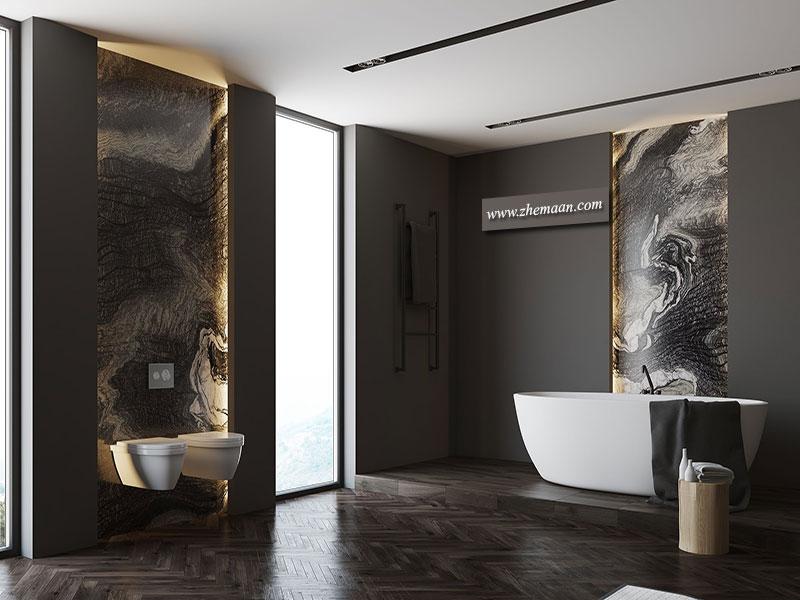 ایده طراحی حمام