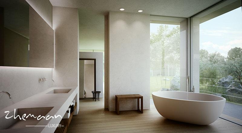 وان حمام جزیره